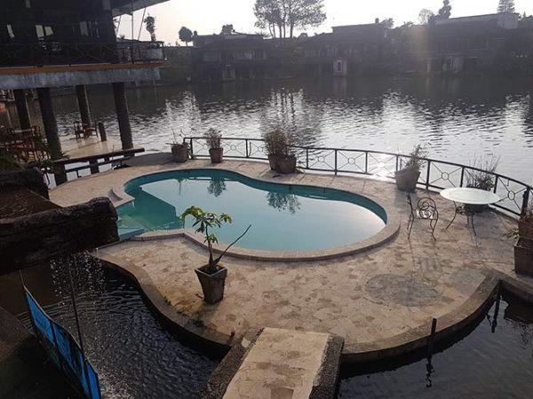 Villa bukit danau Kembar 10 Kamar Fasilitas Kolam Renang