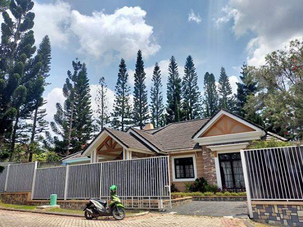 Villa Kota Bunga Little Indian Cipanas Puncak
