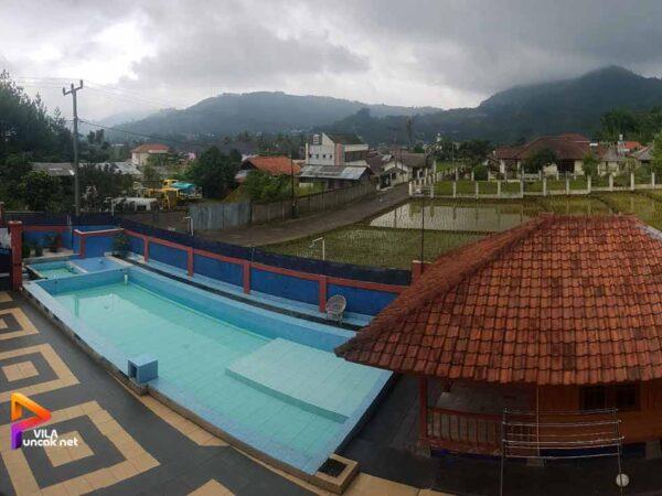 Villa 6 Kamar Puncak