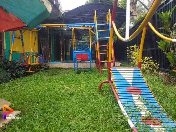 Villa Murah 3 Kamar Puncak