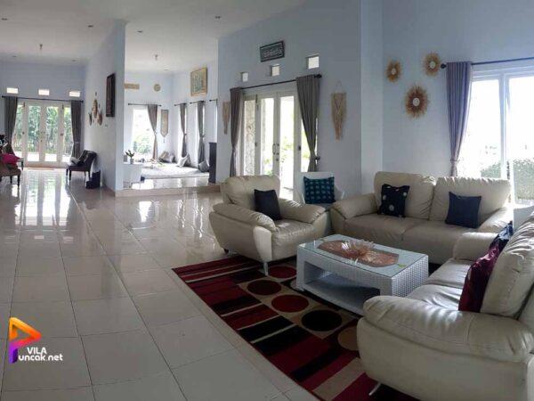 Villa Puncak 5 Kamar Murah