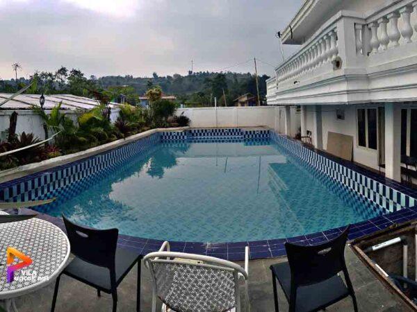 Villa GSP 5 Kamar ada Kolam Renang Pribadi