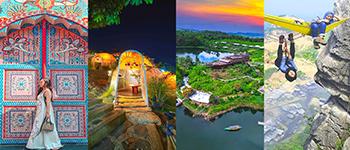rekomendasi tempat wisata paling hits