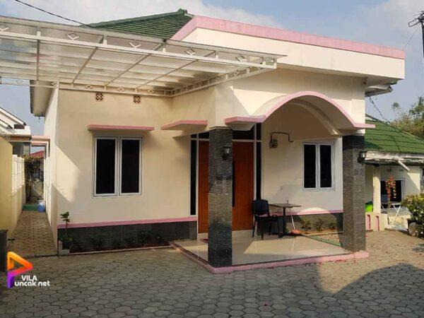 Villa Padarincang 3 Kamar Tidur ada Kolam Renang Pribadi