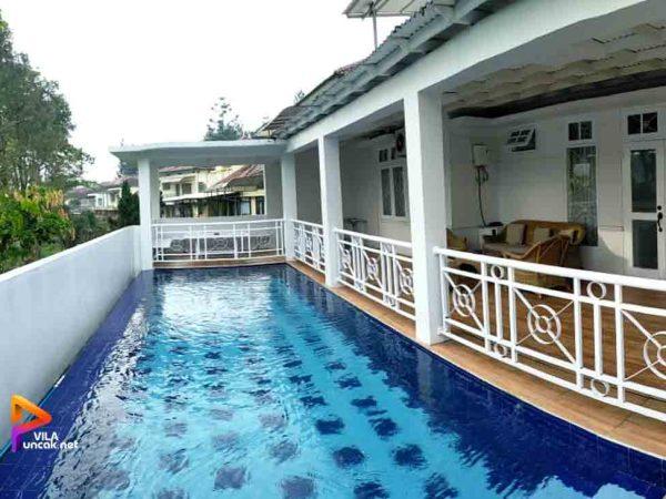 Villa Abu 4 Kamar Kolam Renang Pribadi Karaoke Free Wifi