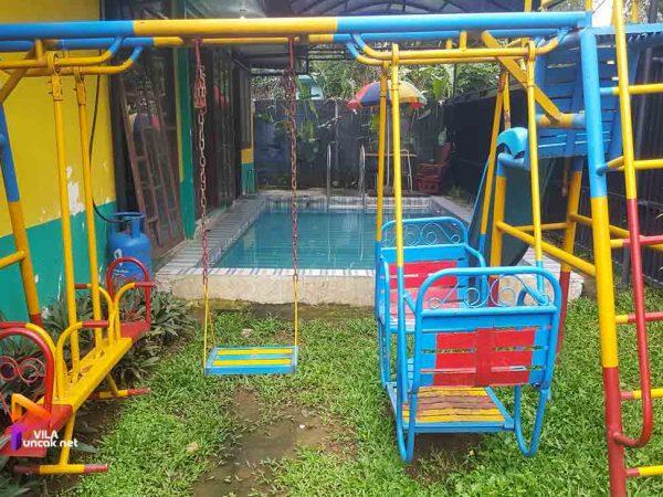 villa chiangmai 3 kamar kolam renang pribadi