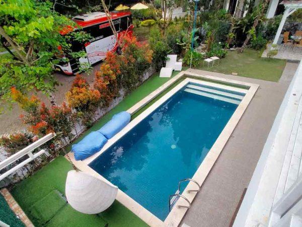 Villa MLN2 Kolam Renang Karaoke Billiard Free Wifi